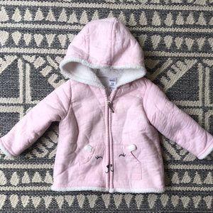Carters Sherpa Bear Jacket